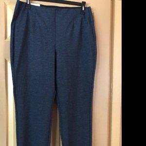 Womens Dana Buchman Pull on pants size XL